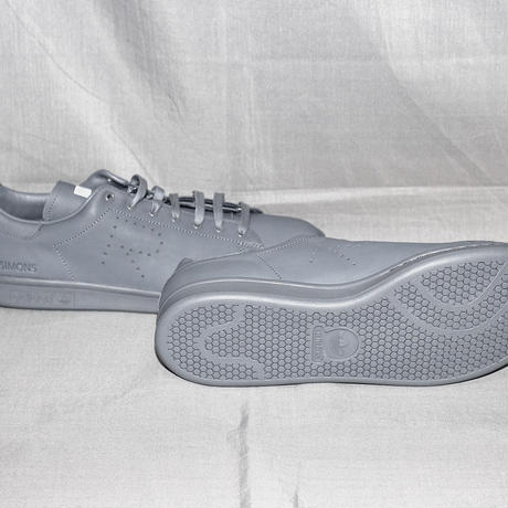 Only one left! RAF SIMONS x adidas / Stan smith Grey sneakers
