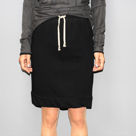 DRKSHDW by Rick owens / Sweat skirt