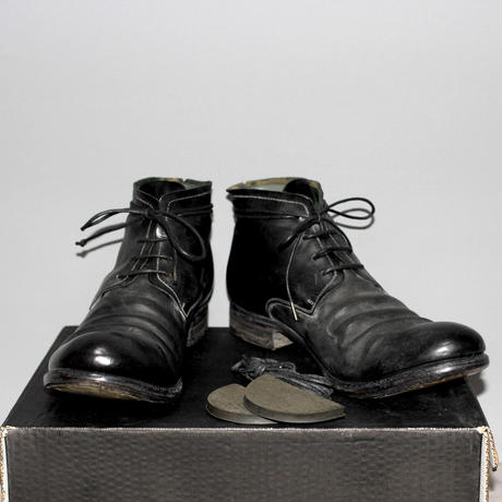 Layer-0 / Cordovan boots