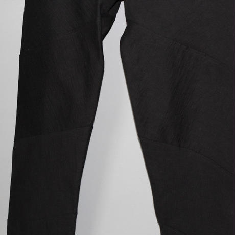 M.A+ by Maurizio amadei / Japanese cotton heavy jersey spiral cut pants