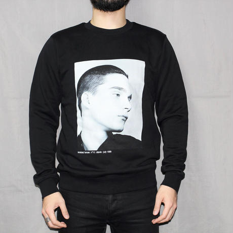 SS16 RAF SIMONS / ISOLATED HEROES SWEAT SHIRT