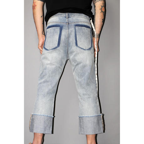 SAGITTAIRE A / 18AW Re production jeans