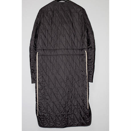 Rick owens / AW19 LONG QUILTED LINER COAT