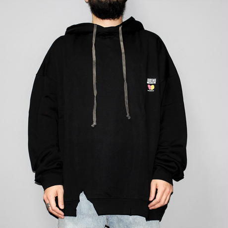 SAGITTAIRE A / 18AW Oversized hoodie