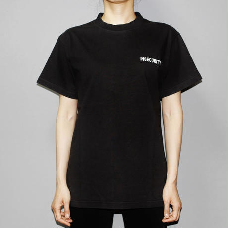 "VETEMENTS / SS16 Mens ""INSECURITY"" T-shirt"