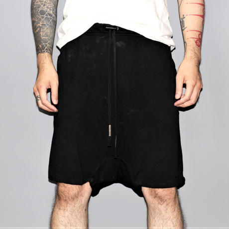BORIS BIDJAN SABERI / Vinyl coated shorts P10