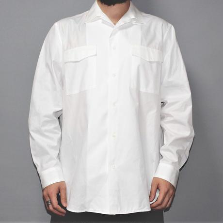 Yohji yamamoto costume d'homme / SS19 Chest pocket shirt