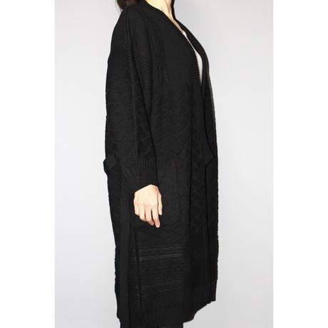 YASHIKI / Wool SANPAKU Coat