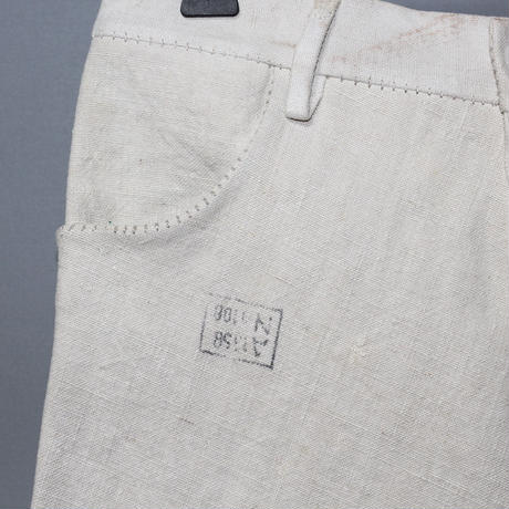 LABEL UNDER CONSTRUCTION / 1950's Military Sleeping Bag J-PANTS