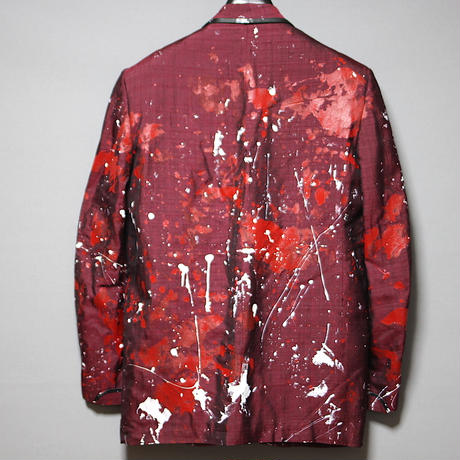Needles x Velvet Shimokitazawa / One and only hand painted jacket