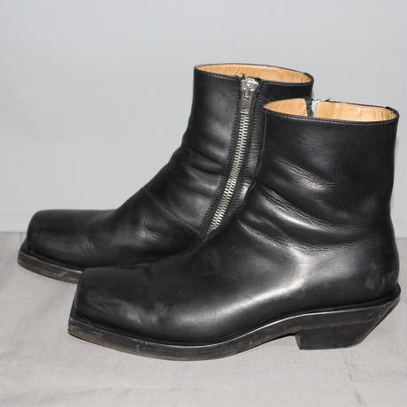 ION / Square toe cowboy boots