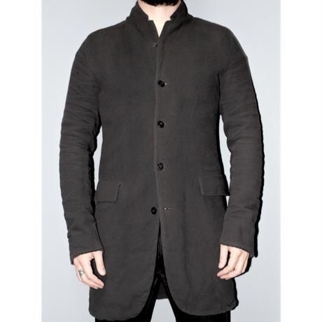 LAYER-0 / Wool long jacket