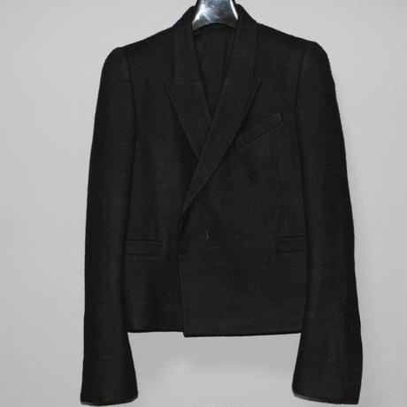 Rick owens / AW18 Camel linen jacket