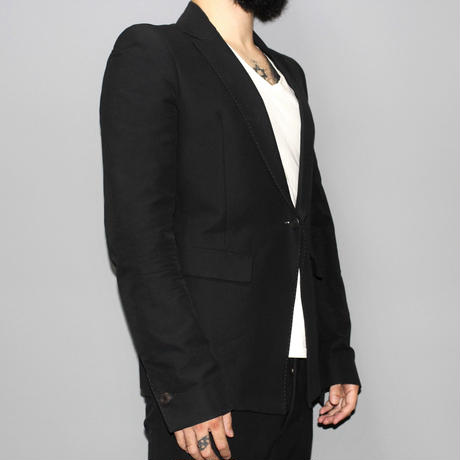 BORIS BIDJAN SABERI / SUIT1 / TAILORED JACKET