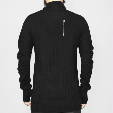 BORIS BIDJAN SABERI / FW15 / 100% CASHMERE HIGH NECK KNIT