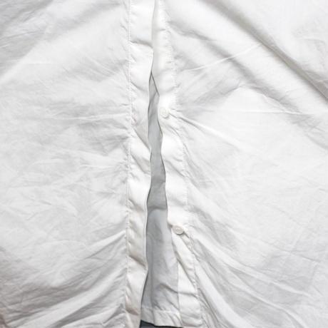 Yohji yamamoto pour homme / SS17 BACK OPENED SHIRT
