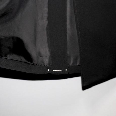 Yohji yamamoto pour homme / 18AW No collar long jacket