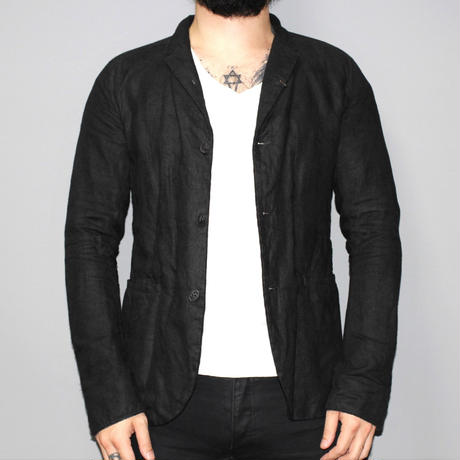 Layer-0 / Linen H Blazer