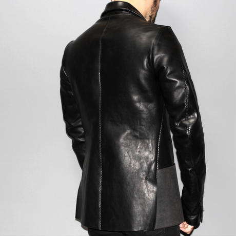 M.A+ by Maurizio amadei / 16AW  3 Pocket Med fit jacket (Cordovan)