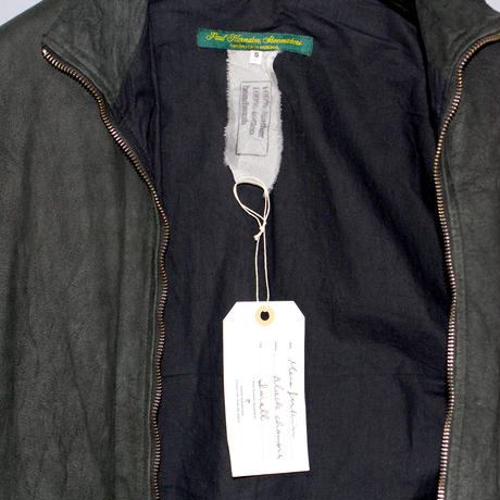 Paul harnden shoe makers / Men's leather Jerkin
