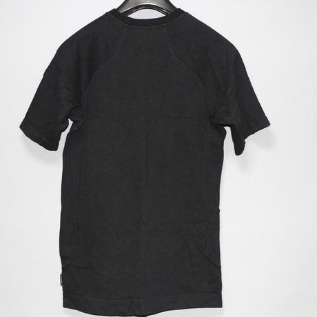 BYBORRE / SS20 E-1 8-bit cotton T-shirt (BLK)