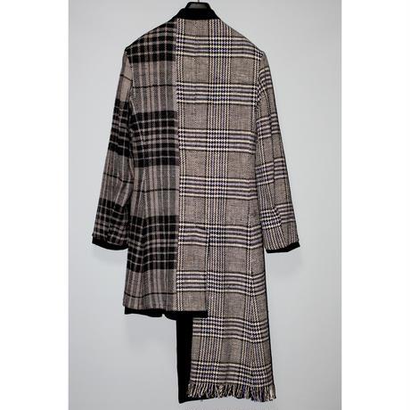 Yohji yamamoto pour homme FW20 Long reversible  jacket