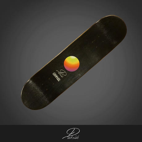 Darkness In The Light  ~skate deck~