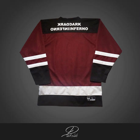Coming Soon... DARK INFERNO ~hockey jersey~