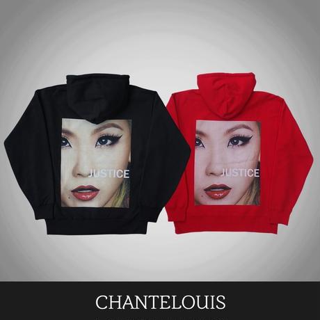 【CHANTELOUIS】~max heavy hoodie~