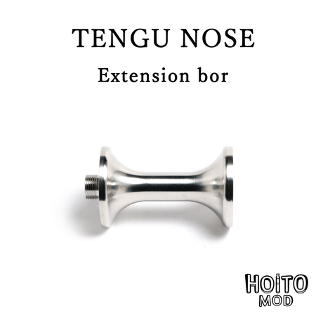 HOITO MOD【 TENGU NOSE 】Extension ber  Designde by Japan_Hoito
