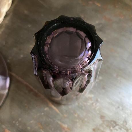 アデリア ヴィンテージ グラス&コンポート 1セット 昭和レトロ(ほぼ未使用)