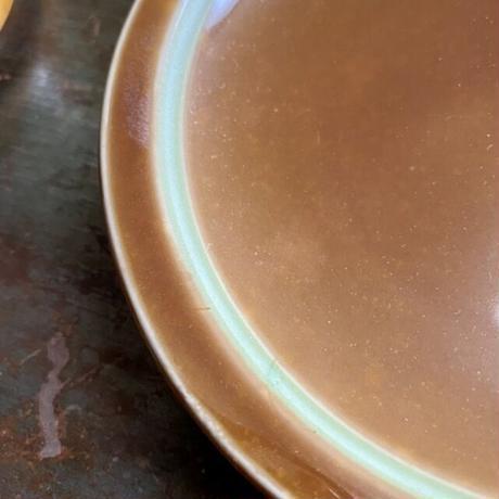 昭和レトロ カップ&ソーサー STONEWARE  1707-6(未使用長期保管品)
