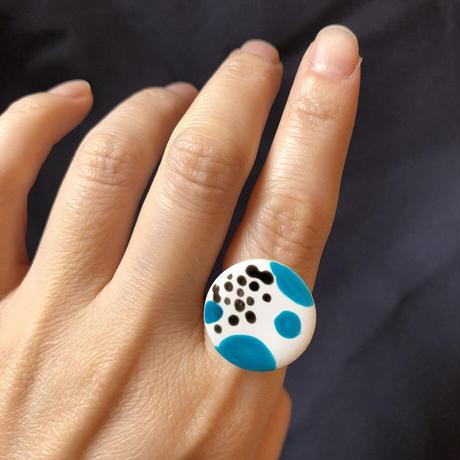 タイルの指飾り(M)
