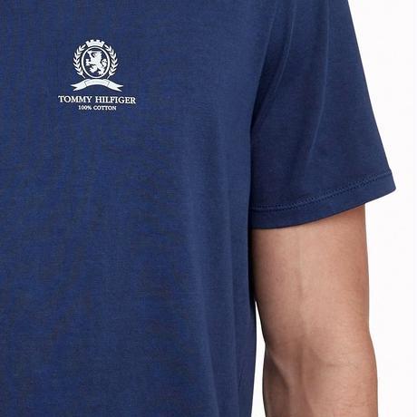 限定35thアニバーサリーモデル TOMMY HILFIGER クレスト Tシャツ プレミアムコットン