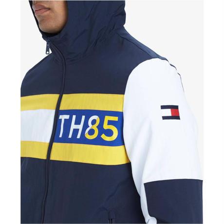 トミーヒルフィガー TOMMY HILFIGER ナイロン ヨットジャケット 撥水加工 TH85
