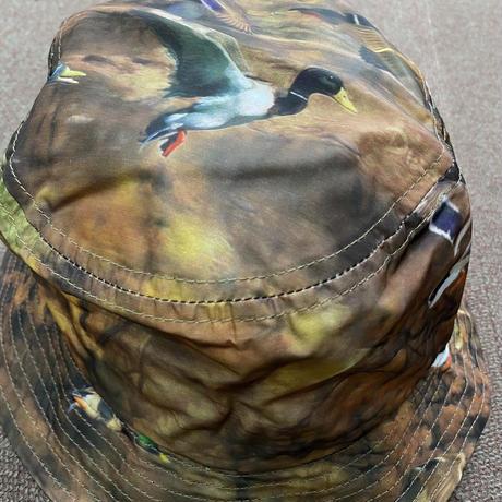 Diamond Supply Co. ダイヤモンドサプライ BUCKET HAT バケットハット 森林地帯 ウッドランド 総柄