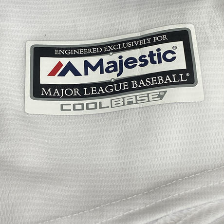 Majestic マジェスティック MLB 大谷翔平 #17 ロサンゼルス LA エンゼルス Angels レプリカユニフォーム 白