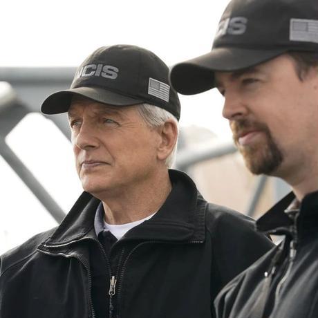 NCIS 海軍犯罪捜査局 ネイビー犯罪捜査班 CBS オフィシャル 公式 キャップ 黒 グレーロゴ