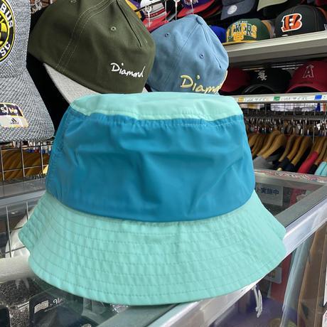 Diamond Supply Co. ダイヤモンドサプライ YACHT BUCKET HAT ヨット バケットハット 撥水 ナイロン