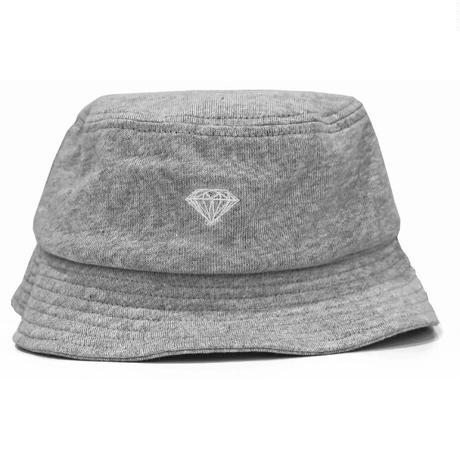 Diamond Supply Co. ダイヤモンドサプライ BUCKET HAT バケットハット グレー