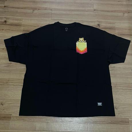 【4XL】 ダイヤモンドサプライ Diamond Supply Co. グリズリー Grizzly Griptape 半袖 Tシャツ 黒 (T17)