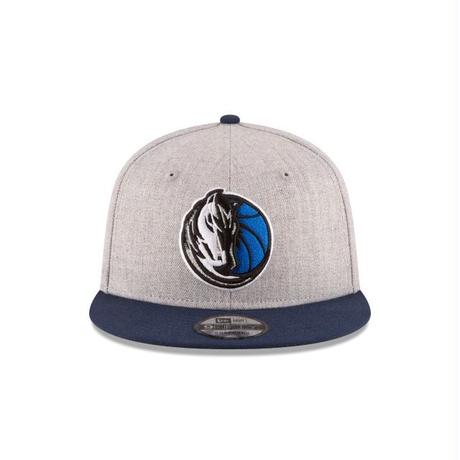 Newera ニューエラ Dallas ダラス Mavericks マーベリックス NBA 2トーン スナップバックキャップ バスケ 9FIFTY