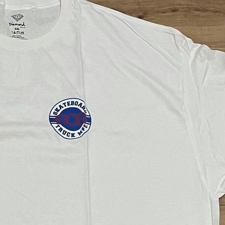 【4XL】 米国製 エース ACE ダイヤモンドサプライ Diamond Supply Co. 半袖 Tシャツ 白 MFG (T20)