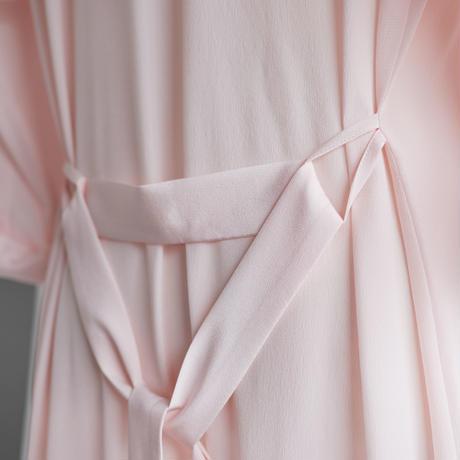 silk ローブ ice gray