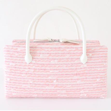利休バッグ R_1039 /  light pink