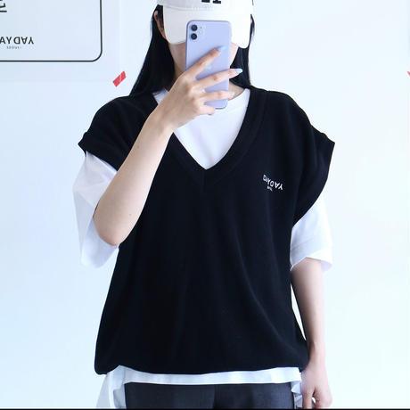 logo vest