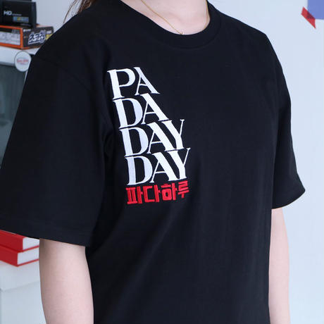 PADA×mirineyankopuchan×DAYDAY 3 tee