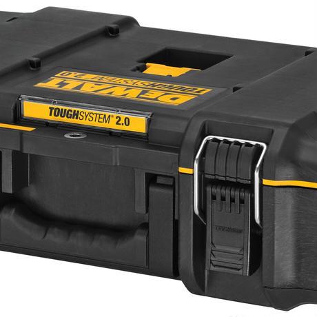 DEWALT TOUGH SYSTEM 2.0 TOOL BOX DWST08165