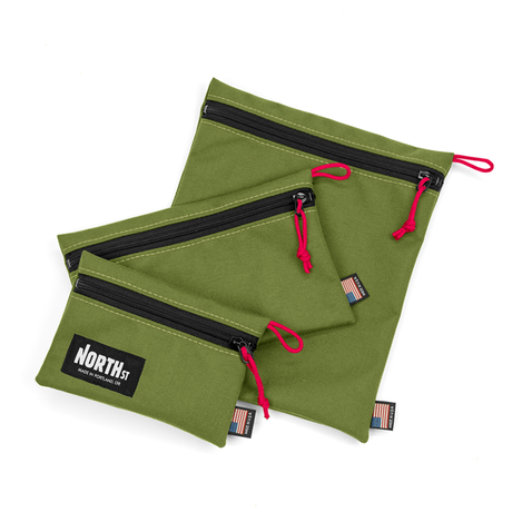 North St. Bags   Pittock Medium Travel Pouch