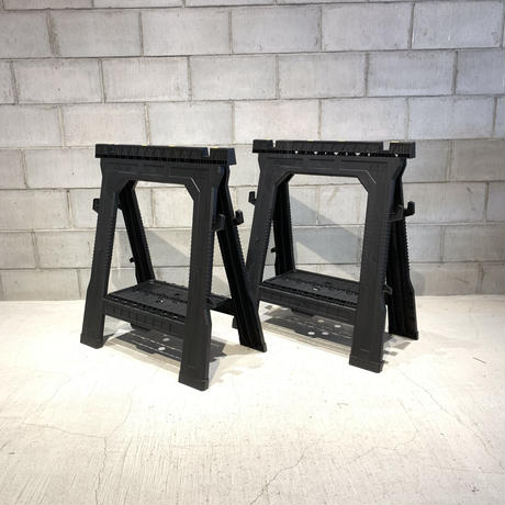 STANLEY Folding Sawhorse ソーホース Made in USA